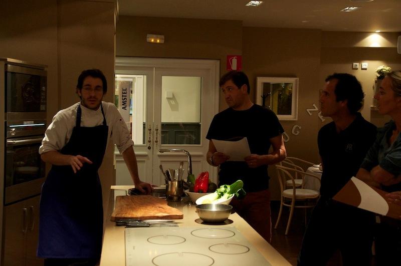 Curso cocina japonesa tamarises izarra - Curso cocina japonesa ...