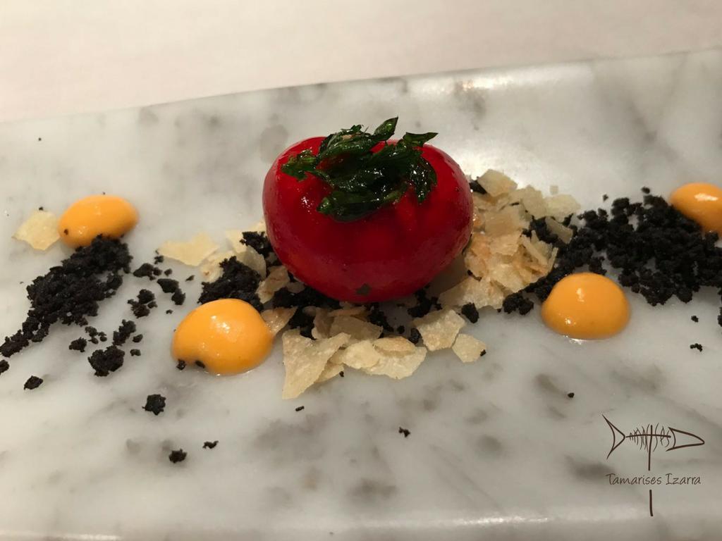 Falso tomatito Cherry