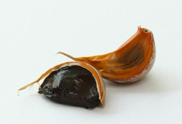 ¿Qué es el ajo negro?